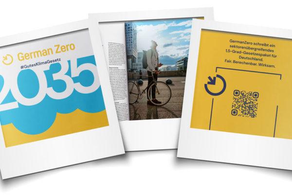 Magazin GermanZero konsequent nachhaltig und klimaneutral